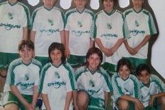Equip mini femení 2005/2006